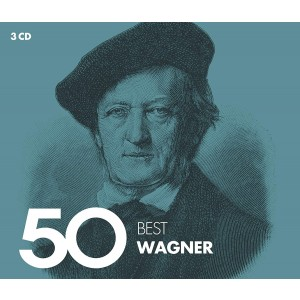 VARIOUS ARTISTS-50 BEST WAGNER