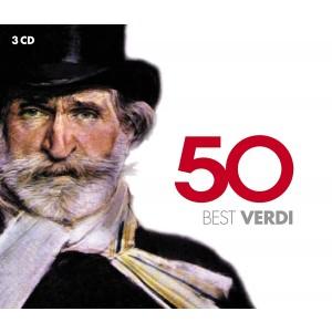 VARIOUS ARTISTS-50 BEST VERDI