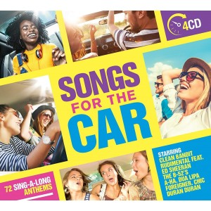 VARIOUS ARTISTS-SONGS FOR THE CAR