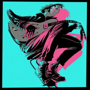 GORILLAZ-THE NOW NOW