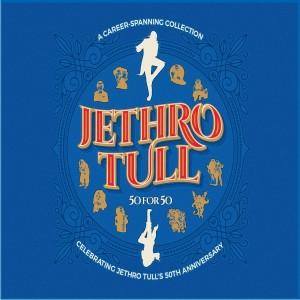 JETHRO TULL-50 FOR 50
