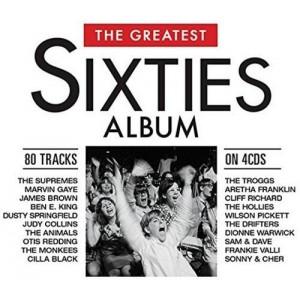 VARIOUS ARTISTS-THE GREATEST SIXTIES ALBUM