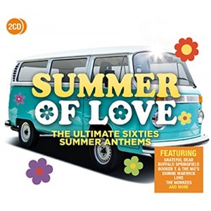 VARIOUS ARTISTS-SUMMER OF LOVE: ULTIMATE SIXTIES SUMMER ANTHEMS