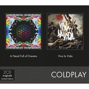 COLDPLAY-A HEAD FULL OF DREAMS / VIVA LA VIDA