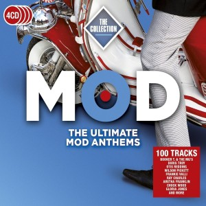 VARIOUS ARTISTS-MOD: THE ULTIMATE ANTHEMS