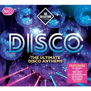 VARIOUS ARTISTS-DISCO: THE ULTIMATE DISCO ANTHEMS