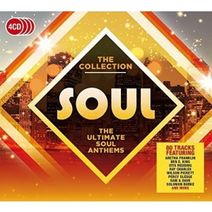 VARIOUS ARTISTS-SOUL: THE COLLECTION