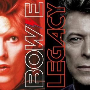 DAVID BOWIE-LEGACY (2CD)