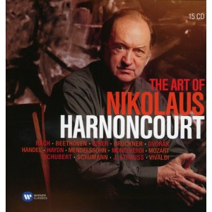 NIKOLAUS HARNONCOURT-THE ART OF NIKOLAUS HARNONCOURT