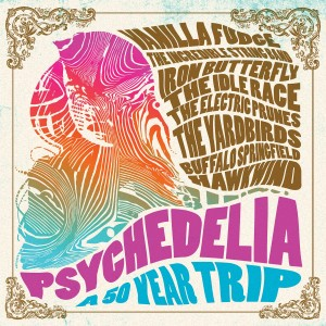 VARIOUS ARTISTS-PSYCHEDELIA: A 50 YEAR TRIP