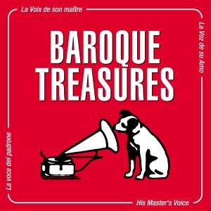 BAROQUE TREASURES (HIS MASTER´S VOICE)