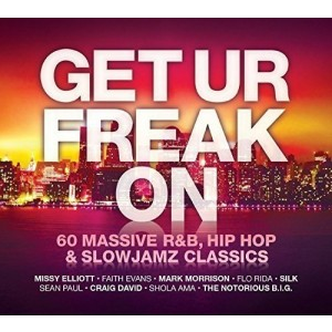 VARIOUS ARTISTS-GET UR FREAK ON