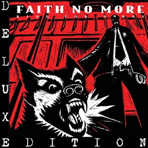 FAITH NO MORE-KING FOR A DAY, FOOL FOR A LIFETIME