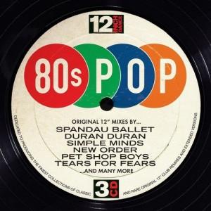 "VARIOUS ARTISTS-12"" DANCE: 80S POP"
