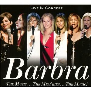 BARBRA STREISAND-THE MUSIC...THE MEM´RIES...THE MAGIC!