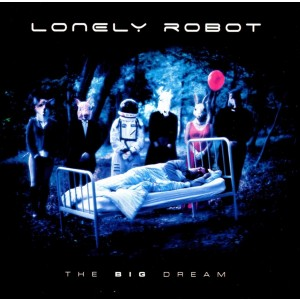 LONELY ROBOT-THE BIG DREAM
