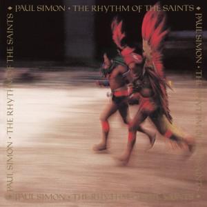PAUL SIMON-RHYTHM OF THE SAINTS