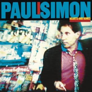 PAUL SIMON-HEARTS AND BONES