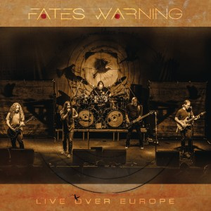 FATES WARNING-LIVE OVER EUROPE (LP+CD)