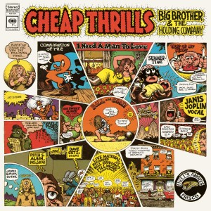 BIG BROTHER & THE HOLDING COMPANY-CHEAP THRILLS