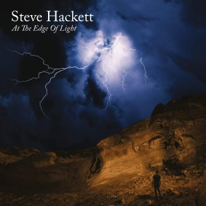 STEVE HACKETT-AT THE EDGE OF LIGHT