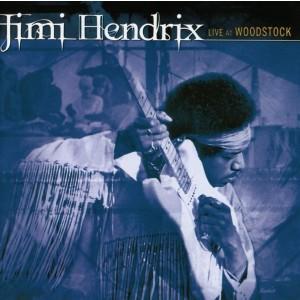 JIMI HENDRIX-LIVE AT WOODSTOCK