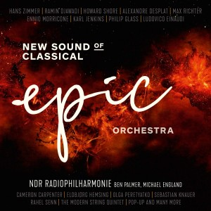 NDR RADIOPHILHARMONIE-NEW SOUND OF CLASSICAL: EPIC ORCHESTRA