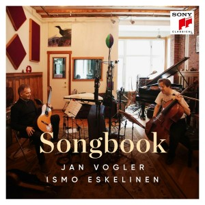 JAN VOGLER-SONGBOOK