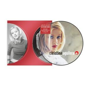 CHRISTINA AGUILERA-CHRISTINA AGUILERA (PIC DISC)