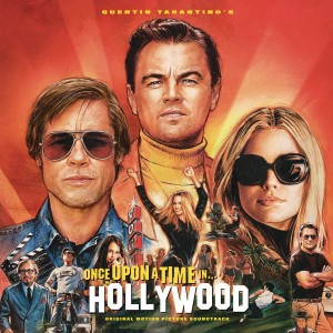 TARANTINO´S ONCE UPON A TIME IN HOLLYWOOD OST