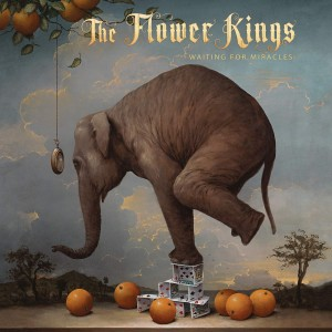 FLOWER KINGS-WAITING FOR MIRACLES (2LP+2CD)