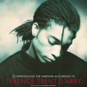 TERENCE TRENT D´ARBY-INTRODUCING THE HARDLINE ACCORDING TO TERENCE TRENT D´ARBY
