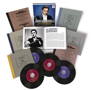 SIR JOHN BARBIROLLI-SIR JOHN BARBIROLLI & NEW YORK PHILHARMONIC - THE COMPLETE RCA AND COLUMBIA ALBUM COLLECTION (6CD)