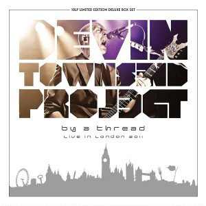 DEVIN TOWNSEND PROJECT-BY A THREAD - LIVE..-LTD-