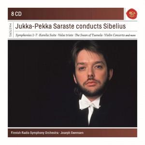 JUKKA-PEKKA SARASTE-CONDUCTS SIBELIUS