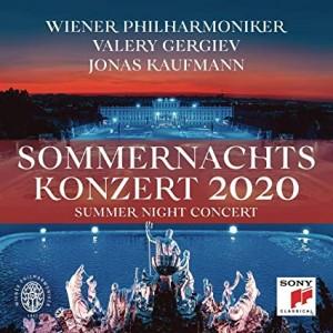 WIENER PHILHARMONIKER/VALERY GERGIEV/JONAS KAUFMANN-SOMMERNACHTSKONZERT 2020 (SUMMER NIGHT CONCERT 2020)