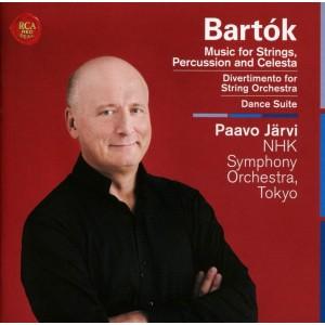 JARVI, PAAVO & NHK SYMPHO-BARTOK: MUSIC FOR STRINGS