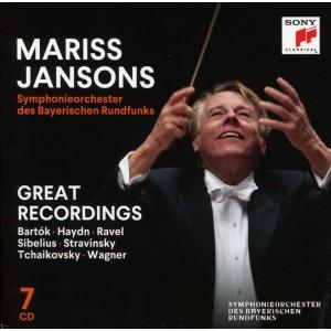 MARISS JANSONS-GREAT RECORDINGS