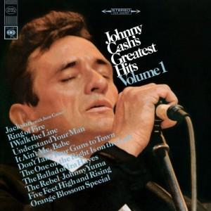 JOHNNY CASH-GREATEST HITS, VOLUME 1