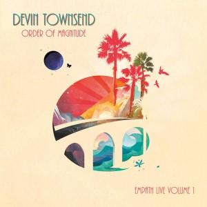 DEVIN TOWNSEND-ORDER OF MAGNITUDE: (CD+DVD)