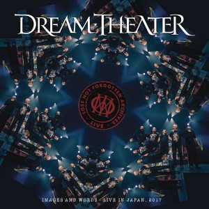 DREAM THEATER-LOST NOT FORGOTTEN ARCHIVES: IMAGES AND WORDS - LIVE IN JAPAN 2017 (TURQUOISE VINYL)