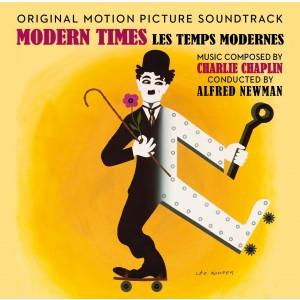 CHARLIE CHAPLIN, ALFRED NEWMAN-MODERN TIMES OST