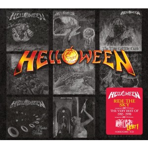 HELLOWEEN-RIDE THE SKY:THE VERY BEST OF 1985-1998