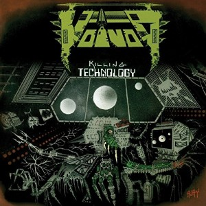 VOIVOD-KILLING TECHNOLOGY DLX