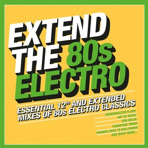 VARIOUS ARTISTS-EXTEND THE 80S ELECTRO