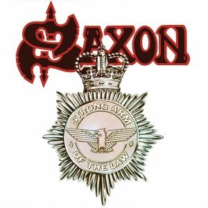 SAXON-STRONG ARM.. -COLOURED-