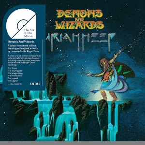 URIAH HEEP-DEMONS AND WIZARDS (REMASTERED)