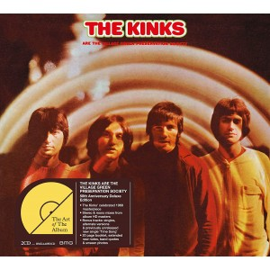 KINKS-ARE THE VILLAGE GREEN PRESERVATION SOCIETY (50TH ANNIVERSARY DLX)