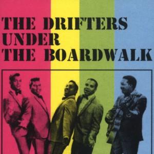 DRIFTERS-UNDER BOARDWALK - COLL