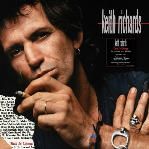 KEITH RICHARDS-TALK IS CHEAP (30TH ANNIVERSARY)